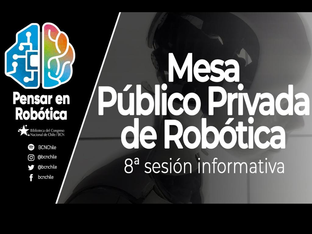 Imagen de la nota Mesa Público Privada de Robótica realizó sesión informativa sobre su estado actual