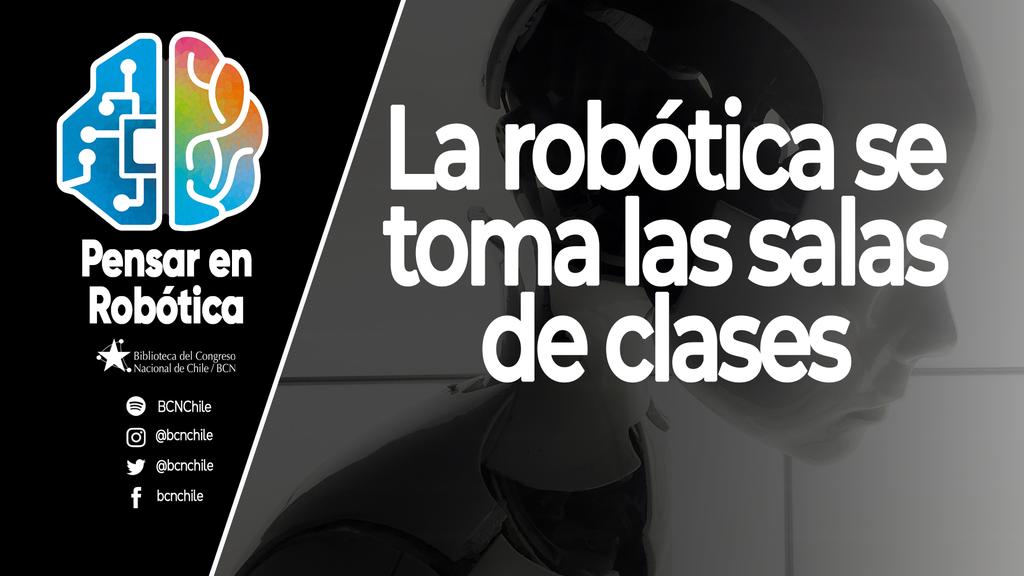 Imagen de la nota Podcast Pensar en Robótica: la robótica se toma la sala de clases