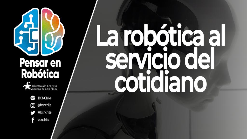 Imagen de la nota Podcast Pensar en Robótica: La robótica al servicio del cotidiano