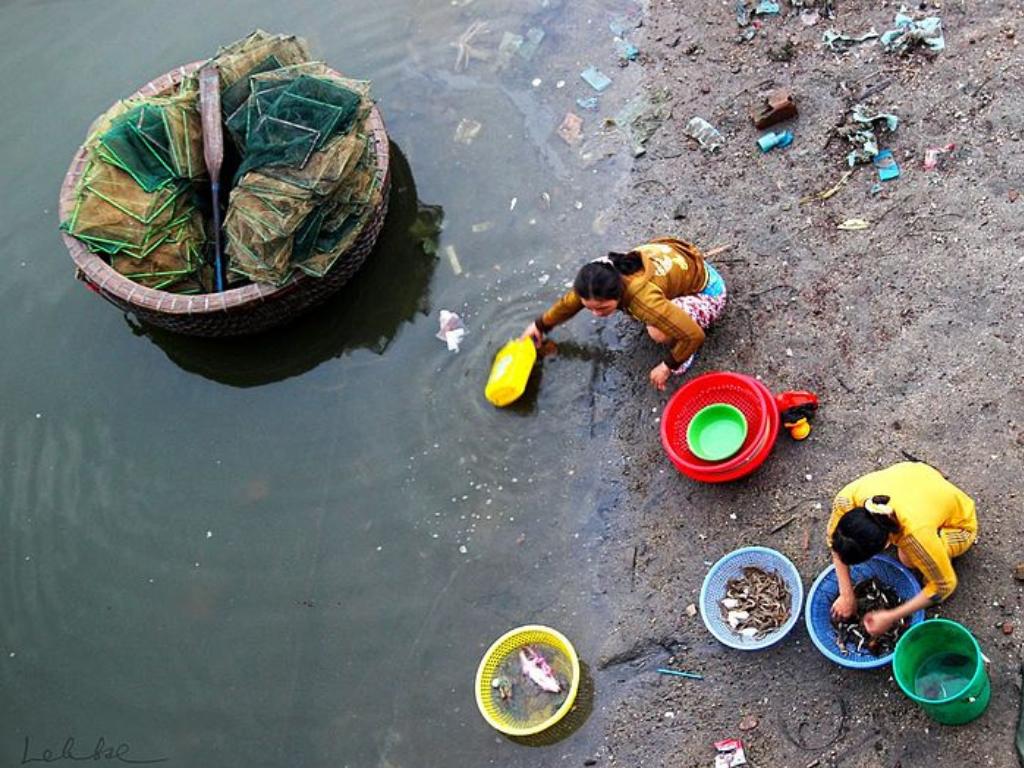 Los esfuerzos de Vietnam para revertir los altos niveles de contaminación en sus océanos